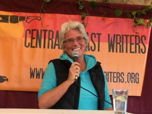 Central Coast Writers Sept. 2015
